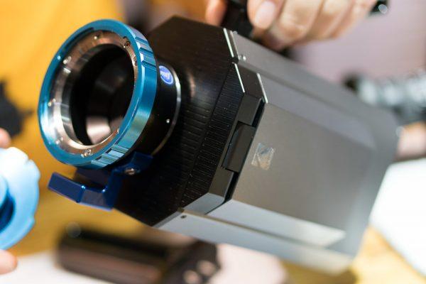 Third Party lens mounts for Kodak Super 8