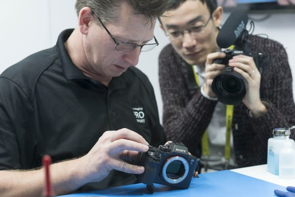 Sony A7R II repair