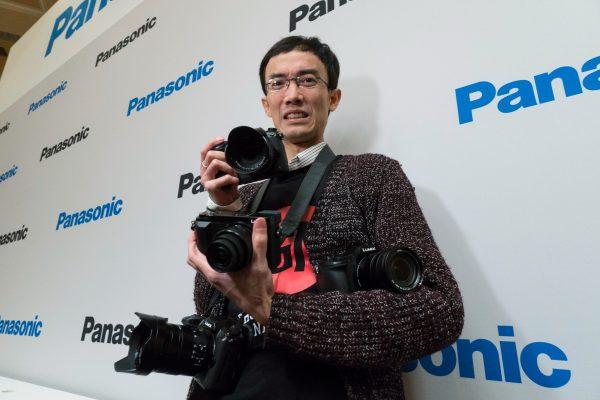 Lok with the Panasonic GH5